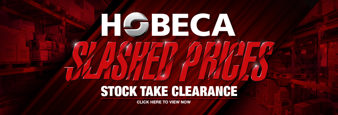 Hobeca Stocktake Sale